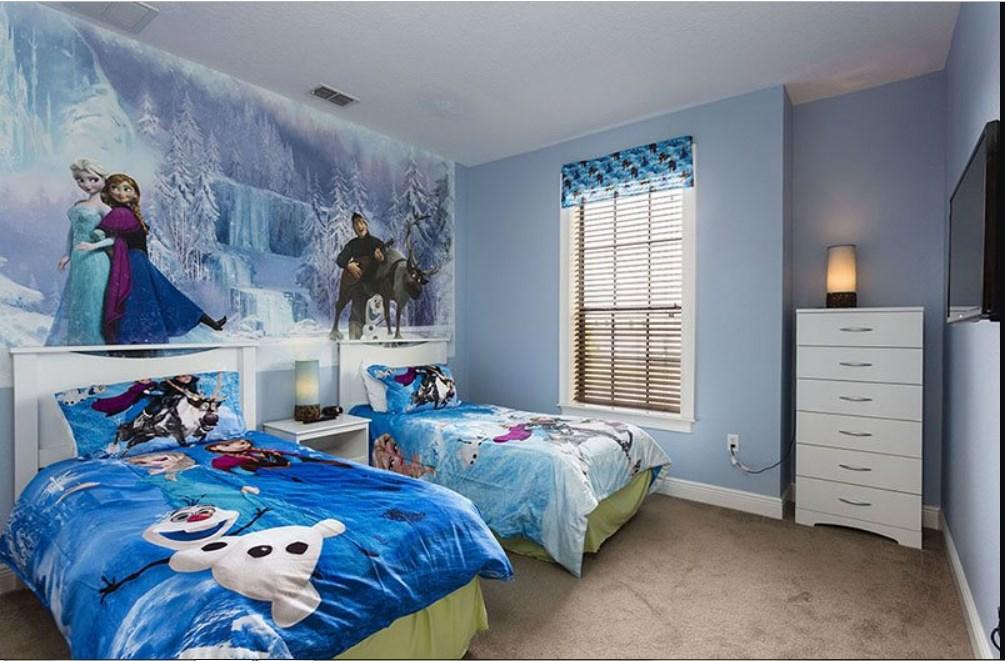 Tempat Tidur Anak Malang Minimalis