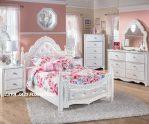 Jual Tempat Tidur Anak Makasar Model Ukiran Mewah Klasik