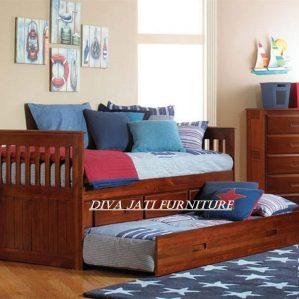 Jual Tempat Tidur Anak Susun Sorong minimalis