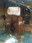 Mimbar Masjid Jakarta Kayu Jati Desain Terbaru