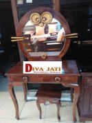Meja Rias Anak Palembang Model Doraemon Unik Modern