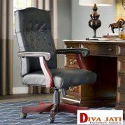 Kursi Kantor Semarang Kayu Jati Model Sofa Minimalis
