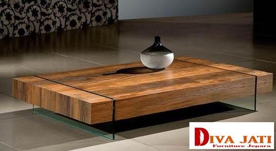 meja kayu sonokeling