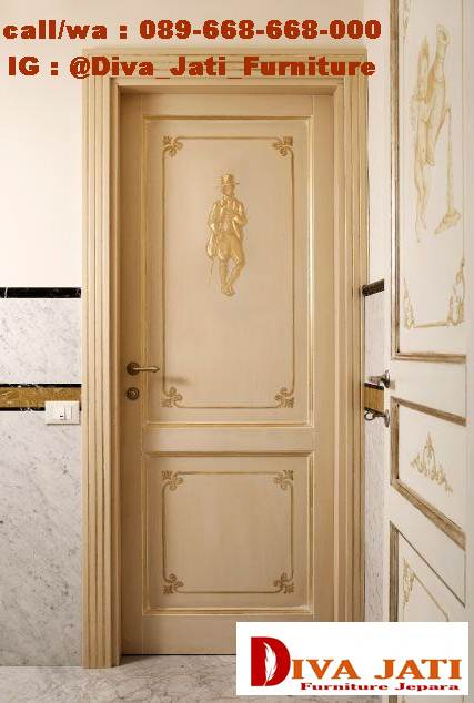Jual Pintu Klasik Mewah Harga Terjangkau
