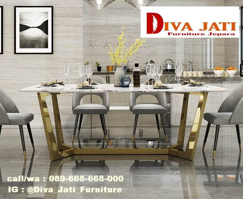 jual-meja-makan-marmer-minimalis-mewah
